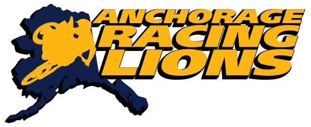 Anchorage Racing Lions Logo